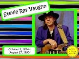 Stevie Ray Vaughn: Musician in the Spotlight