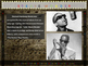 Stevie Wonder: 25 slides with text, hyperlinks, primary so
