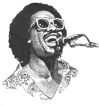 Biography STEVIE WONDER Music+10 Multiple Choice Reading Comprehension Questions