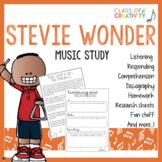 Stevie Wonder - Musical Study