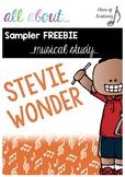 Stevie Wonder - Musical Study FREEBIE Sample