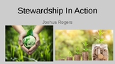 Stewardship Powerpoint