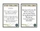 Stick Challenge Task Cards