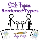 Stick Figure Sentence Types