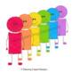 Stick Figures at School - Clip Art Set - Scribble-Effect Stick Figures