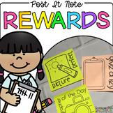 Post It Note Rewards