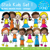 Stick Kids Set 1