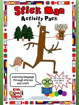 Stick Man - Activity Pack