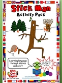 Stick Man - Activity Pack - Learning through Craft, Storie