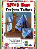 Stick Man Fortune Tellers - Learning language through Stor