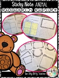 Sticky Note Animal Research Report