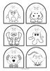 Stick Puppets - ANIMAL PIRATES  -  18 templates