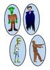 Halloween Stick Puppets