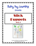 Stick Puppets, Vol 1