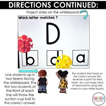 Alphabet PowerPoint Game | Stick to It