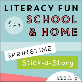 Stick a Story: Spring