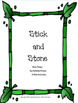 Stick and Stone Book Companion