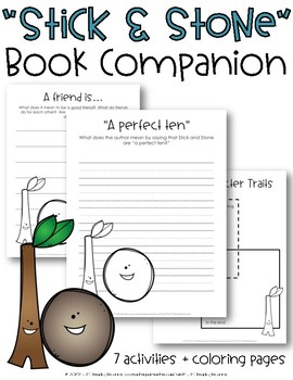 Stick and Stone Book Companion