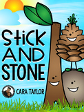Stick and Stone Book Study ~ By Beth Ferry