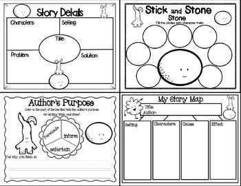 Stick and Stone (Story Companion)