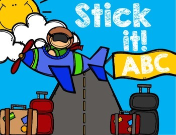 Stick it! ABC : An Interactive Book
