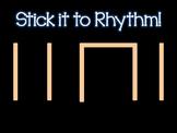 Stick it to Rhythm!