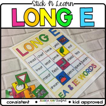 Stick n Learn - Long E