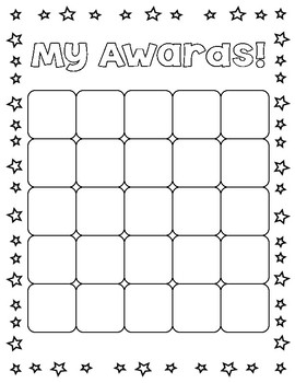 Sticker Awards