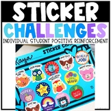 Sticker Challenges {ULTIMATE BUNDLE}
