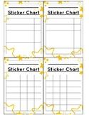 Sticker Chart!