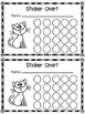 Rewards - Incentives - Behavior - Sticker Charts