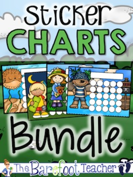 Sticker Charts Bundle