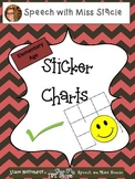 Sticker Charts - Cheveron