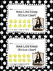 Freebie: Sticker Charts (Mona Lisa Ready Theme)