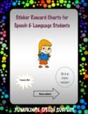 Sticker Reward Charts