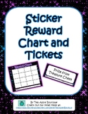 Sticker Reward Charts and Coupons