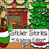 Sticker Stories: Christmas Edition