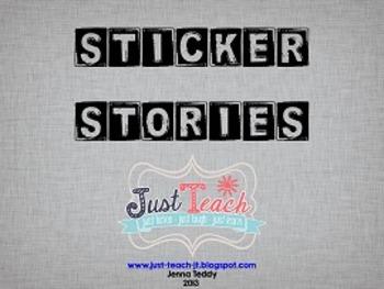 Sticker Stories - FREEBIE