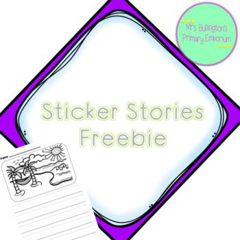 Sticker Stories Freebie