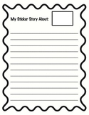 Sticker Stories Paper and Cover