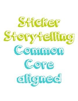 Sticker Storytelling