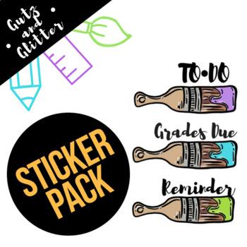 Sticker Task Pack Brushes