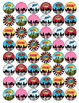 Stickers - 22 Templates