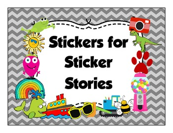 Stickers for Sticker Stories Label/Sign