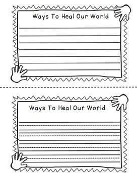 Stickin' Together (A Martin Luther King Jr. Writing Craft)
