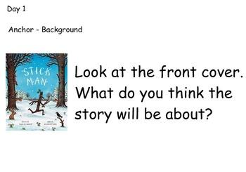 Stickman Guided Reading Unit - Four Blocks Literacy
