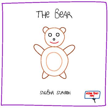 Sticks First Read books for beginner readers - The bear