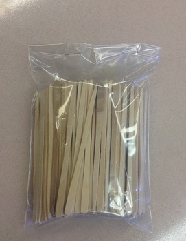 Sticks for Bridge Project