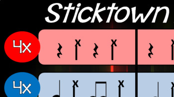 Sticktown Funk (Bucket Drumming)