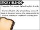 Sticky Blends